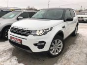 Land Rover Discovery Sport SE  Si4 Фото № 1 из 19