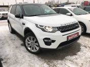 Land Rover Discovery Sport SE  Si4 Фото № 3 из 19
