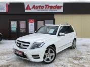 Mercedes-Benz GLK300 4Matic Фото № 1 из 21