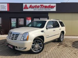 Escalade Platinum Edition