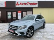 Mercedes-Benz GLC250 4Matic Фото № 1 из 22