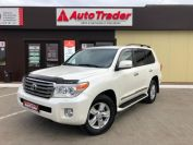 Toyota Land Cruiser 200 Фото № 1 из 23