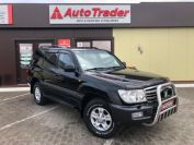 Toyota Land Cruiser 100 Фото № 3 из 23